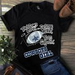 Touch Down Lovin Defense Yellin Team Supportin Dallas Cowboys Girl White t shirt hoodie sweater