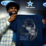 Fear The Dallas Cowboys Jack Skellington Fan t shirt hoodie sweater