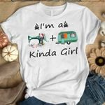 Im a sewing and camping kinda girl for sewing lover and camping lover t shirt hoodie sweater