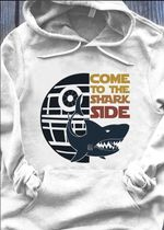 Come To The Shark Side movie style for fan t shirt hoodie sweater