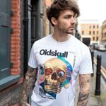 Oldskull fantasy rewind japanese for lovers t shirt hoodie sweater