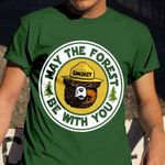 May the forest be with you bear for fan t shirt hoodie sweater