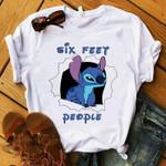 stitch six feet people t shirt hoodie sweater