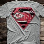 Superman Logo Kansas City Chiefs t shirt hoodie sweater