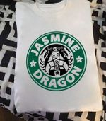 jasmine dragon starbuck uncle Iroh the last airbender t shirt hoodie sweater
