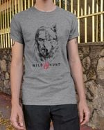 The Witcher Wild Hunt t shirt hoodie sweater