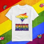 Toronto maple leafs pride month lgbt supporter t shirt hoodie sweater