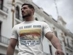 US coast guard making sure the navy doesn't get lost since 1790 retro t shirt hoodie sweater