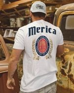 Merica The Greatest Country On Earth Independence Day 4th July t shirt hoodie sweater
