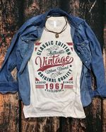 Classic edition authentic vintage urban brand original quality legen since 1967 exclusive t shirt hoodie sweater