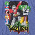 Robot voltron legendary defense pilot for fan t shirt hoodie sweater