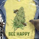 We ed bee happy for lovers t shirt hoodie sweater