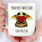 Yoda best wife ever love you i do love mug t shirt hoodie sweater