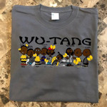 Wutang clan hip hop legends for fan t shirt hoodie sweater