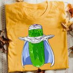 Dragon ball cucumber piccolo funny for fan t shirt hoodie sweater