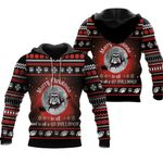 merry christmas Georgia Bulldogs to all and to all a go Bulldogs  ugly christmas 3d printed sweater t shirt hoodie