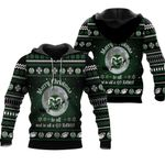 merry christmas Colorado State Rams to all and to all a go Rams  ugly christmas 3d printed sweater t shirt hoodie