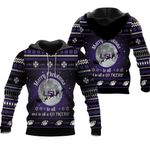 merry christmas LSU Tigers to all and to all a go Tigers  ugly christmas 3d printed sweater t shirt hoodie