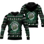 merry christmas Charlotte 49ers to all and to all a go 49ers  ugly christmas 3d printed sweater t shirt hoodie