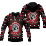 merry christmas Cincinnati Bearcats to all and to all a go Bearcats  ugly christmas 3d printed sweater t shirt hoodie