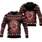 merry christmas NC State Wolfpack to all and to all a go Wolfpack  ugly christmas 3d printed sweater t shirt hoodie