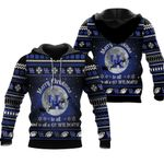 merry christmas Kentucky Wildcats to all and to all a go Wildcats  ugly christmas 3d printed sweater t shirt hoodie