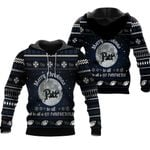 merry christmas Pittsburgh Panthers to all and to all a go Panthers  ugly christmas 3d printed sweater t shirt hoodie