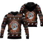 merry christmas Texas Longhorns to all and to all a go Longhorns ugly christmas 3d printed sweater t shirt hoodie