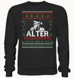 Christmas alter katastrophe 2020 2020 2020 snowflake xmas gift t shirt hoodie sweater
