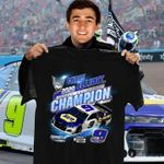 Chase elliott 2020 nascar cup series champion racing for fan t shirt hoodie sweater