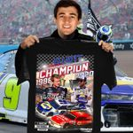 Elliott champion 1988 2020 nascar cup series signature for fan t shirt hoodie sweater