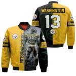 13 James Washington Pittsburgh Steelers Legend 2020 NFL season Jersey