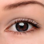 Eyeshinning Little Black Circle Colored Contact Lenses