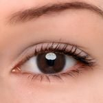 Eyeshinning Queen Chocolate Colored Contact Lenses