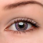 Eyeshinning Glow Pink Colored Contact Lenses