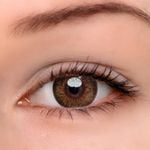 Eyeshinning Glow Brown Colored Contact Lenses