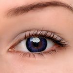 Eyeshinning Blue-Purple Colored Contact Lenses