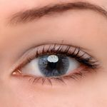Eyeshinning Fireworks Grey Colored Contact Lenses
