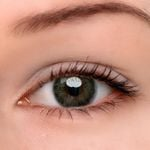 Eyeshinning Vintage Olive Colored Contact Lenses