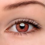 Eyeshinning Egypt Red Colored Contact Lenses