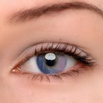 Eyeshinning Galaxy Purple Colored Contact Lenses
