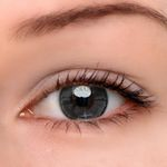 Eyeshinning Gradient Star Grey Colored Contact Lenses