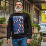 Home Of The Free Because Of The Brave Veteran Thanksgiving Trending Quote Sweatshirt