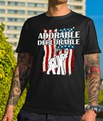 Adorable Deplorable For Trump US Election 2020