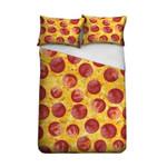 Delicious Pizza Bedding Set Bedroom Decor