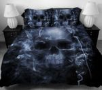Skull Wing Pattern Bedding Set Bedroom Decor