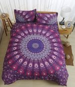 3d Bohemian Indian Circle Bedding Set Bedroom Decor