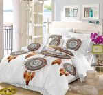 Dreamcatcher Mandala Pattern Bedding Set Bedroom Decor