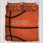 Other Makes It Happen Basketball Bedding Set Bedroom Decor