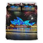 Australian Sydney Opera House Bedding Set Bedroom Decor